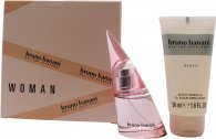 Bruno Banani Woman Set de Regalo 20ml EDT + 50ml Gel de Ducha