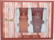 Caribbean Joe For Her by Caribbean Joe Set de Regalo 50ml EDT + 100ml Loción Corporal