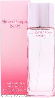 Clinique Happy Heart Eau de Parfum 50ml Vaporizador
