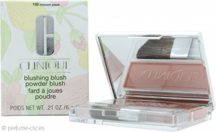 Clinique Blushing Blush Colorete 6g - Innocent Peach