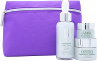 Clinique Repairwear Laser Focus Set de Regalo 30ml Serum + 15ml Crema Lifting + 5ml Crema de Ojos