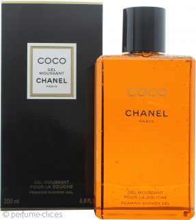 Chanel Coco Gel de Ducha Espumoso 200ml