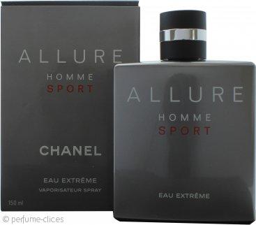 Chanel Allure Homme Sport Eau Extreme Eau de Toilette 150ml Vaporizador