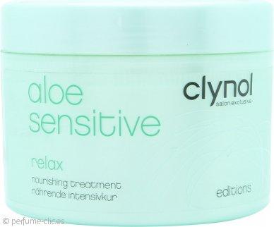 Clynol Aloe Sensitive Tratamiento Nutritivo Relajante 150ml