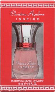 Christina Aguilera Inspire Eau de Parfum 15ml Vaporizador
