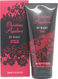 Christina Aguilera By Night Gel De Ducha 200ml