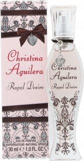 Christina Aguilera Royal Desire Eau de Parfum 30ml Vaporizador