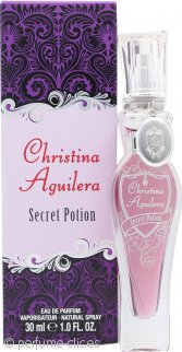 Christina Aguilera Secret Potion Eau de Parfum 30ml Vaporizador