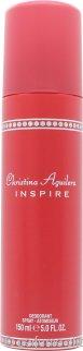 Christina Aguilera Inspire Desodorante en Vaporizador 150ml