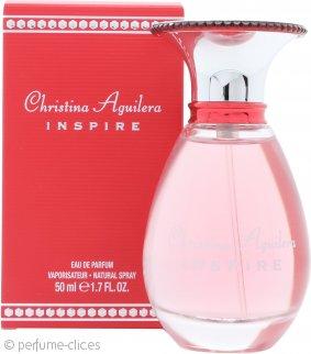 Christina Aguilera Inspire Eau de Parfum 50ml Vaporizador