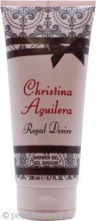 Christina Aguilera Royal Desire Gel de Ducha 200ml
