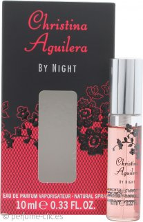 Christina Aguilera By Night Eau de Parfum 10ml Vaporizador