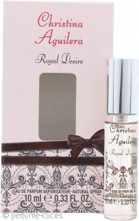 Christina Aguilera Royal Desire Eau de Parfum 10ml Vaporizador