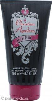 Christina Aguilera Secret Potion Loción Corporal 150ml