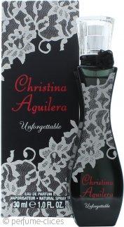 Christina Aguilera Unforgettable Eau De Parfum 30ml Vaporizador