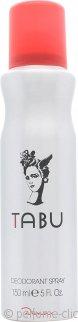 Dana Tabu Desodorante en Vaporizador 150ml