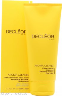 Decleor Aroma Cleanse Crema Corporal Exfoliante - Crema Exfoliante 200ml