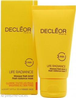 Decleor Life Radiance Máscara Luminosidad Rápida 50ml – Todo Tipo de Pieles