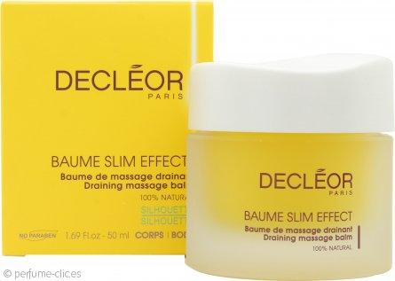 Decleor Baume Slim Effect Bálsamo de Masaje Reductor 50ml