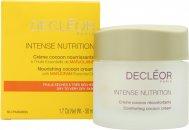 Decleor Intense Nutrition Crema Nutritiva con Aceite Esencial de Mayorana 50ml Pieles Secas a Muy Secas