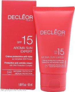 Decleor Aroma Sun Expert Crema Protectora Anti-Arrugas 50ml FPS15