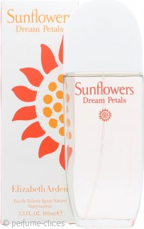 Elizabeth Arden Sunflowers Dream Petals Eau de Toilette 100ml Vaporizador