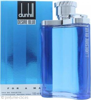 Dunhill Desire Blue Eau de Toilette 100ml Vaporizador