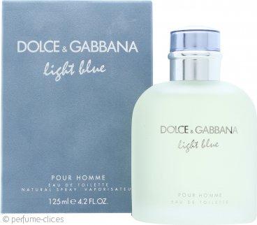 Dolce & Gabbana Light Blue Eau de Toilette 125ml Vaporizador