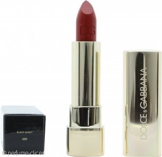 Dolce & Gabbana The Lipstick Classic Pintalabios Crema 3.5g - 630 Black Magic