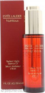 Estee Lauder Nutritious Aceite Esencial Vitalidad Radiante 30ml