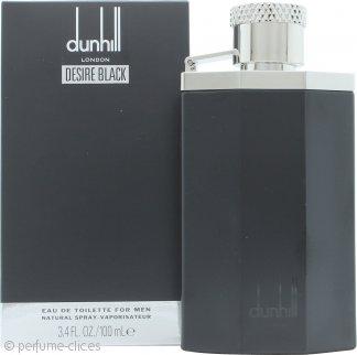 Dunhill Desire Black Eau de Toilette 100ml Vaporizador