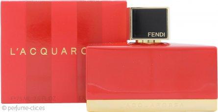 Fendi L'Acquarossa Eau de Parfum 75ml Vaporizador