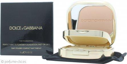 Dolce & Gabbana Base en Polvo Mate Perfecto 15g - 130 Miel