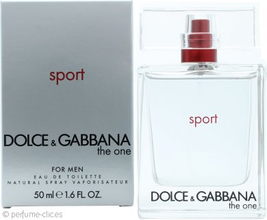 Dolce & Gabbana The One Sport Eau de Toilette 50ml Vaporizador