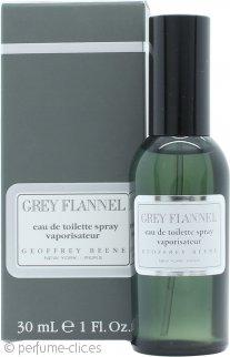 Geoffrey Beene Grey Flannel Eau de Toilette 30ml Vaporizador