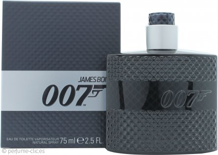 James Bond 007 Eau de Toilette 75ml Vaporizador