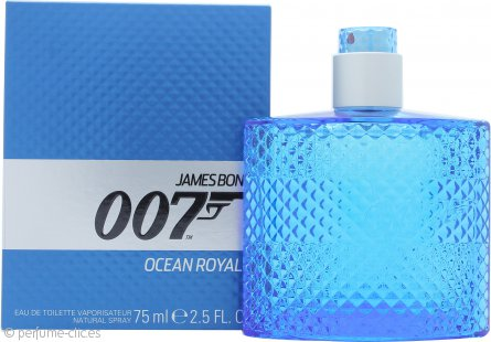 James Bond 007 Ocean Royale Eau de Toilette 75ml Vaporizador