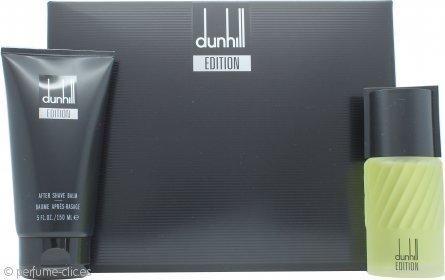 Dunhill Edition Set de Regalo 100ml EDT + 150ml Bálsamo Aftershave