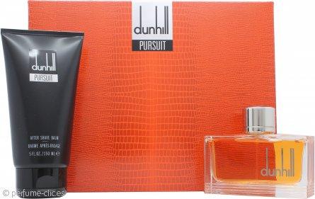 Dunhill Pursuit Set de Regalo 75ml EDT Vaporizador + 150ml Bálsamo Aftershave