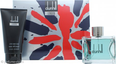 Dunhill London Set de Regalo 100ml EDT + 150ml Bálsamo Aftershave