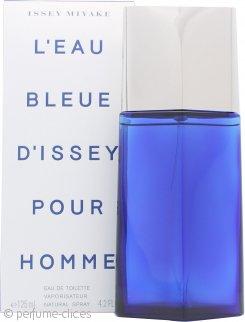 Issey Miyake L'Eau Bleue d'Issey Pour Homme Eau de Toilette 125ml Vaporizador