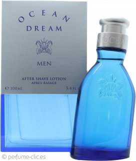 Giorgio Beverly Hills Ocean Dream Men Aftershave 100ml Splash