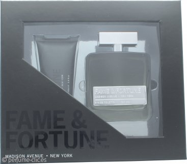 Fame & Fortune Set de Regalo 100ml EDT + 100ml Gel de Ducha