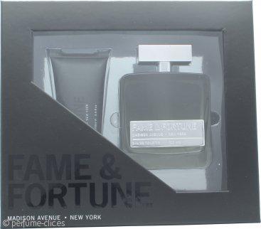 Fame & Fortune by Fame & Fortune Set de Regalo 100ml EDT + 100ml Gel de Ducha