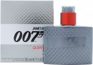 James Bond 007 Quantum Eau de Toilette 30ml Vaporizador