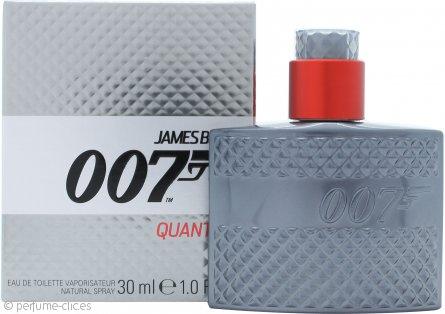 James Bond 007 Quantum Eau de Toilette 30ml Vaporizador