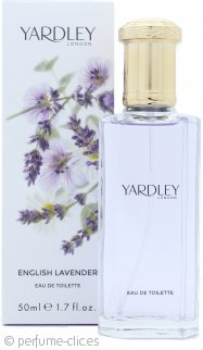 Yardley English Lavender Eau de Toilette 50ml Vaporizador