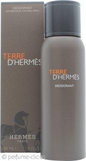 Hermes Terre D'Hermes Desodorante en Vaporizador 150ml