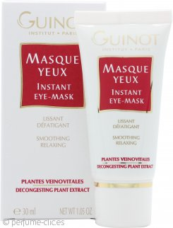 Guinot Masque Yeux Rimmel Ojos Instantáneo 30ml