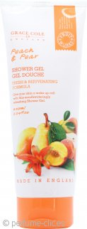 Grace Cole  Fruit Works Gel de Ducha Melocotón y Pera 238ml